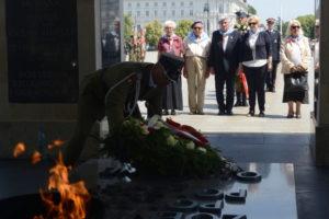 У Варшаві вшанували пам'ять жертв німецьких концтаборів
