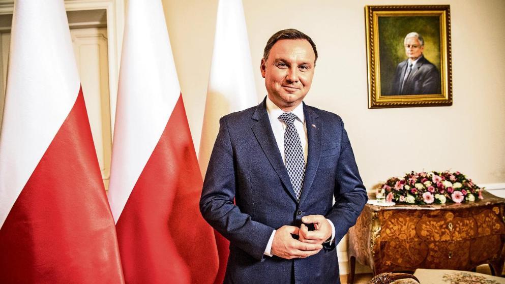 Дуда хотел бы, чтобы Россия была другом Польши, но считает, что сейчас это невозможно