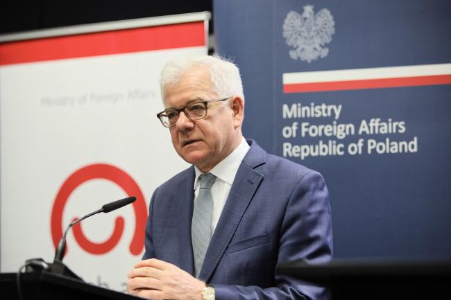 МЗС Польщі хоче залучити підприємців у гуманітарні проекти