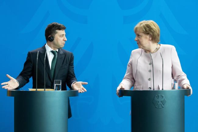 Газові переговори Україна-Росія-ЄС