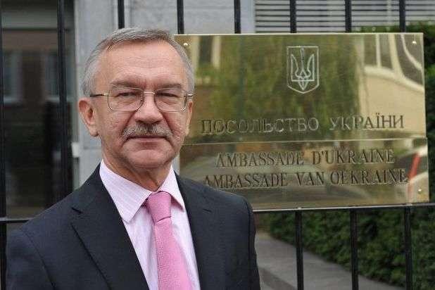 Посол України у Грузії влаштував демарш російському депутату