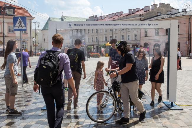 У Польщі очікується спека і буревії