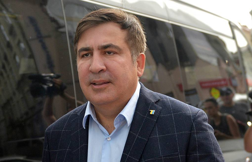 Кандидатів у депутати від партії Саакашвілі не допустили на вибори до парламенту