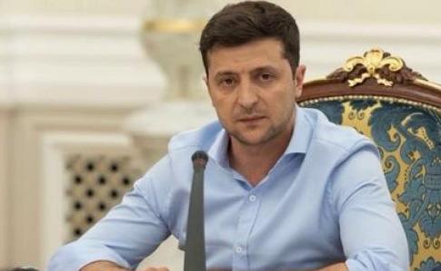 Зеленський пропонує люструвати Порошенка, чиновників і нардепів з 2014 року