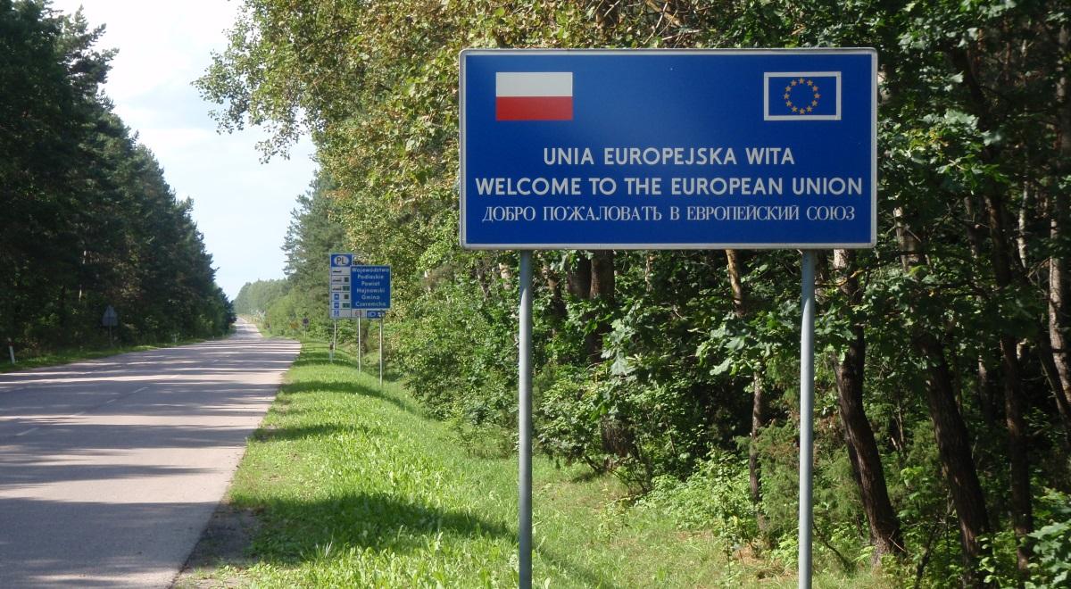 Проведено спільний контроль польсько-білоруського кордону