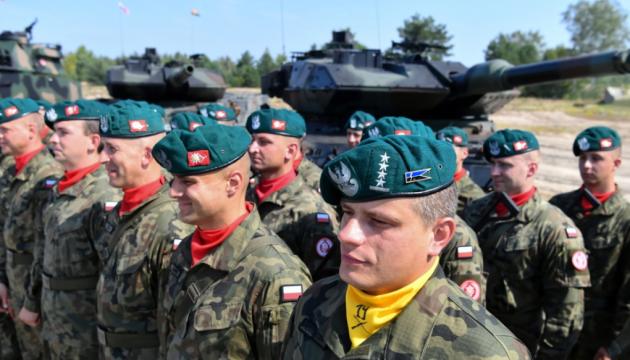 На сході Польщі створено нову дивізію через загрози від Росії