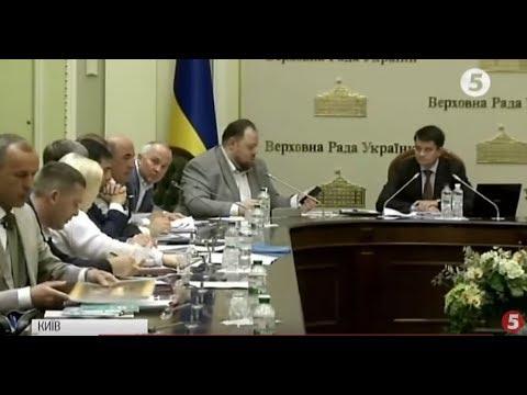Геращенко і Разумков зробили зауваження Рабіновичу за російську (відео)