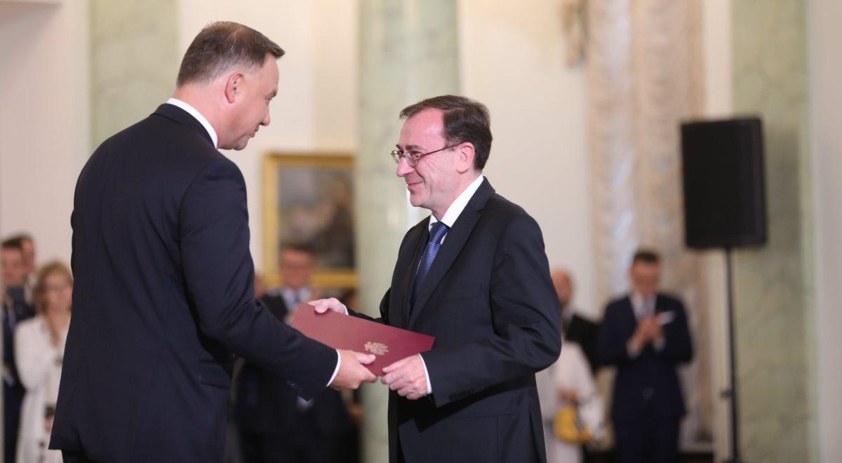 Міністром внутрішніх справ і адміністрації став Маріуш Камінський
