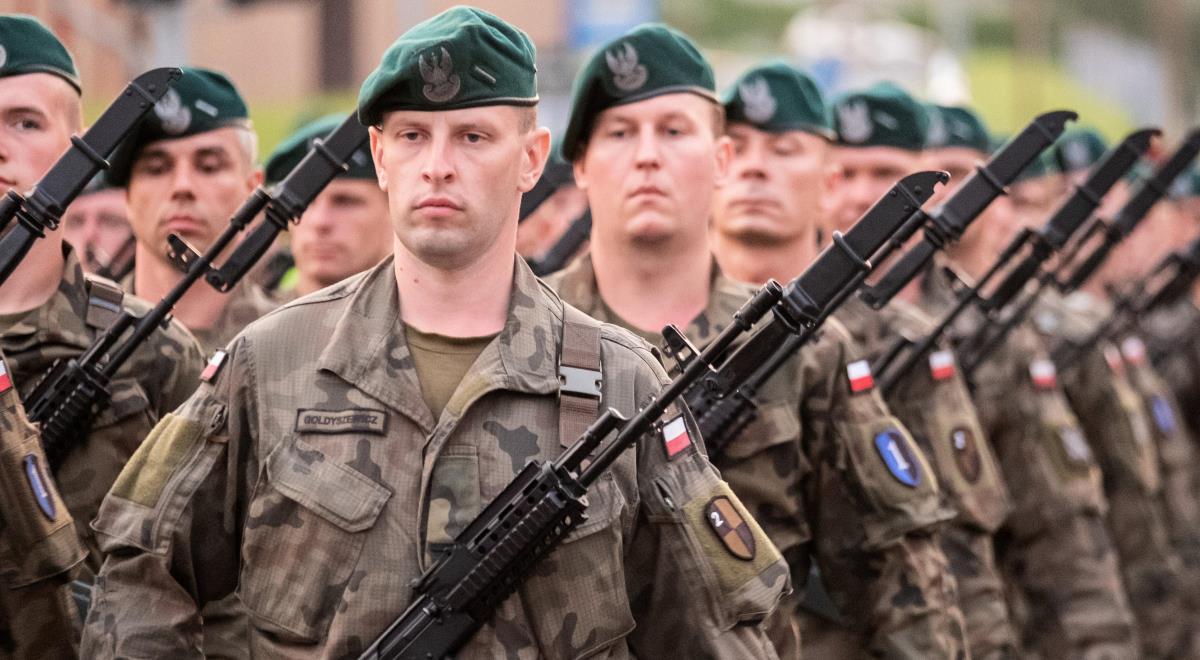 Напередодні Свята Війська польського солдати отримали медалі
