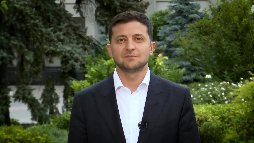 Владимир Зеленский посетит с официальным визитом Республику Польша