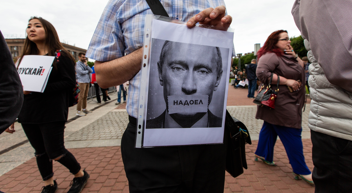 Путін і Макрон обговорять ситуацію в Україні
