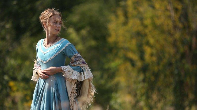 Український серіал «Кріпосна» став хітом у Польщі