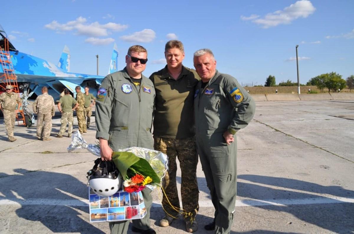 Виступ українського льотчика у Ґдині визнаний найкращим пілотажем