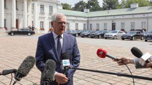 Міністр Яцек Чапутович в ООН