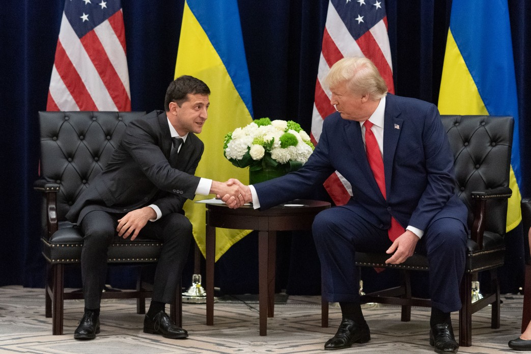 It is only together with the US and the EU that we can stop the war in Ukraine