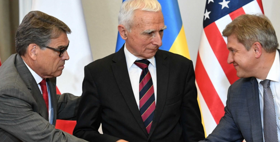 Польща, США та Україна підписали газову угоду