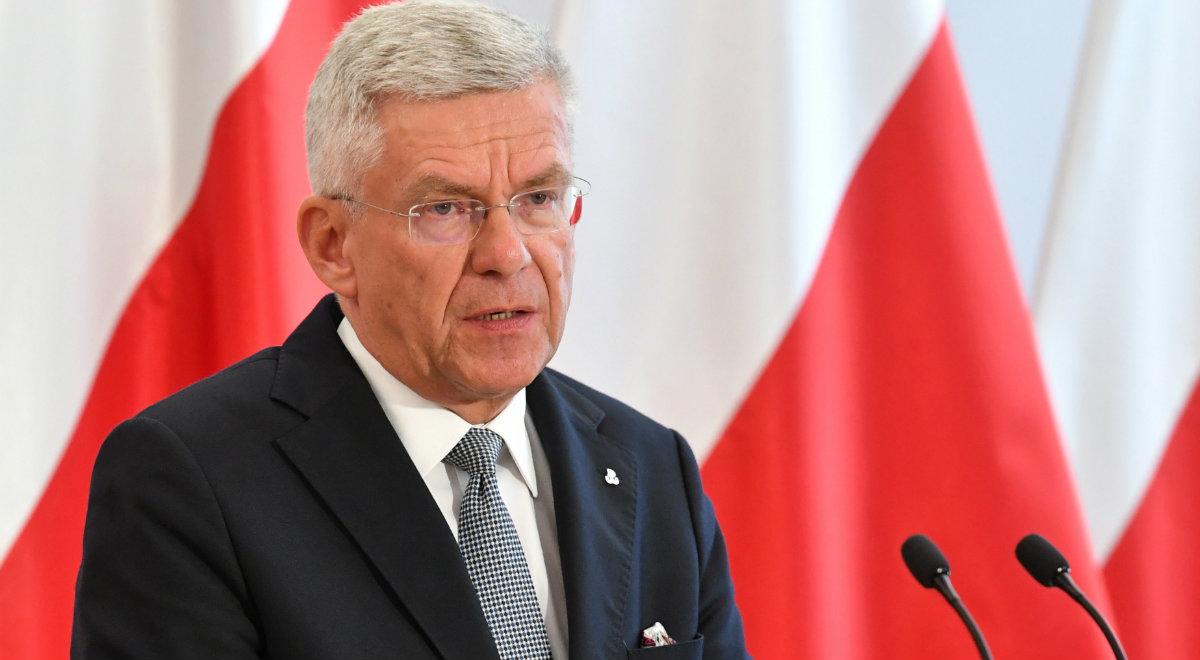 Спікер Сенату Польщі: Ми не ізолюємо Росію, Росія сама ізолюється
