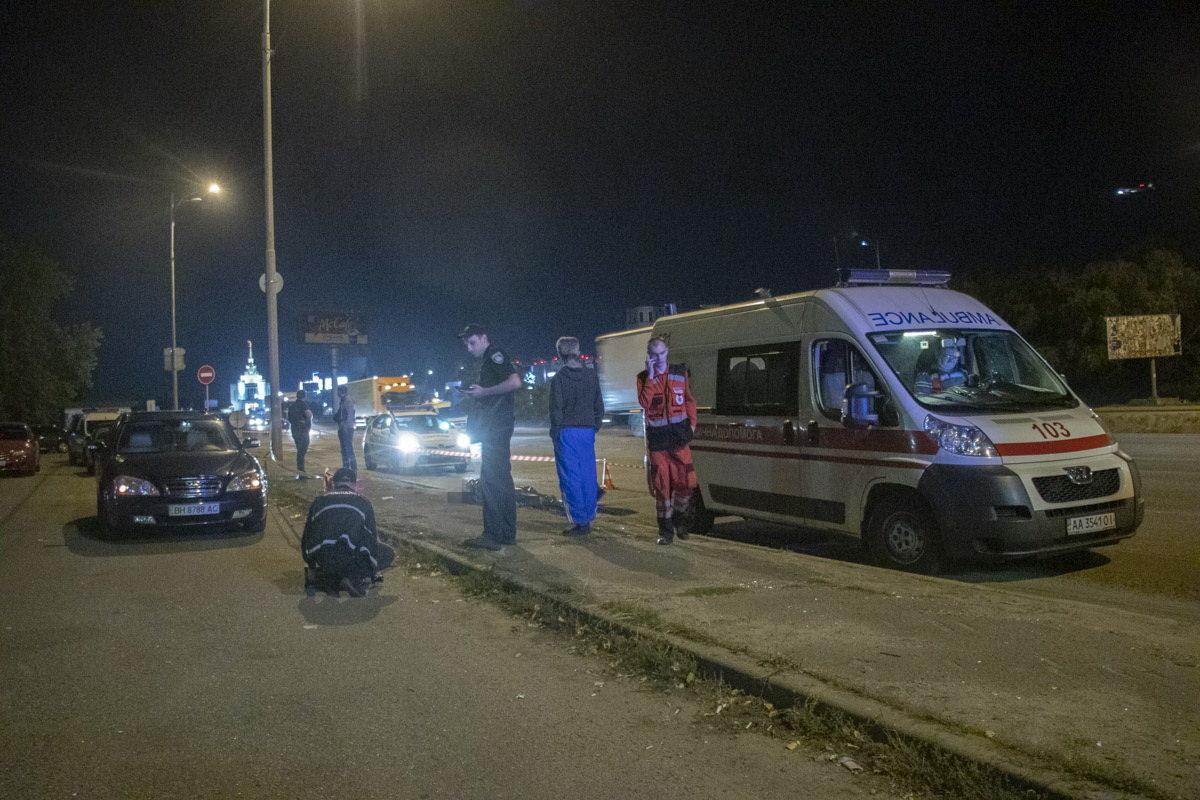 Знайшли вбивцю чоловіка, якого викинули із автомобіля перерізавши горло