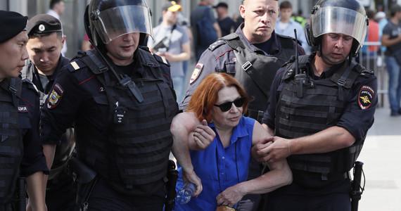 Правозахисники в Росії критикують поліцію за жорстокість