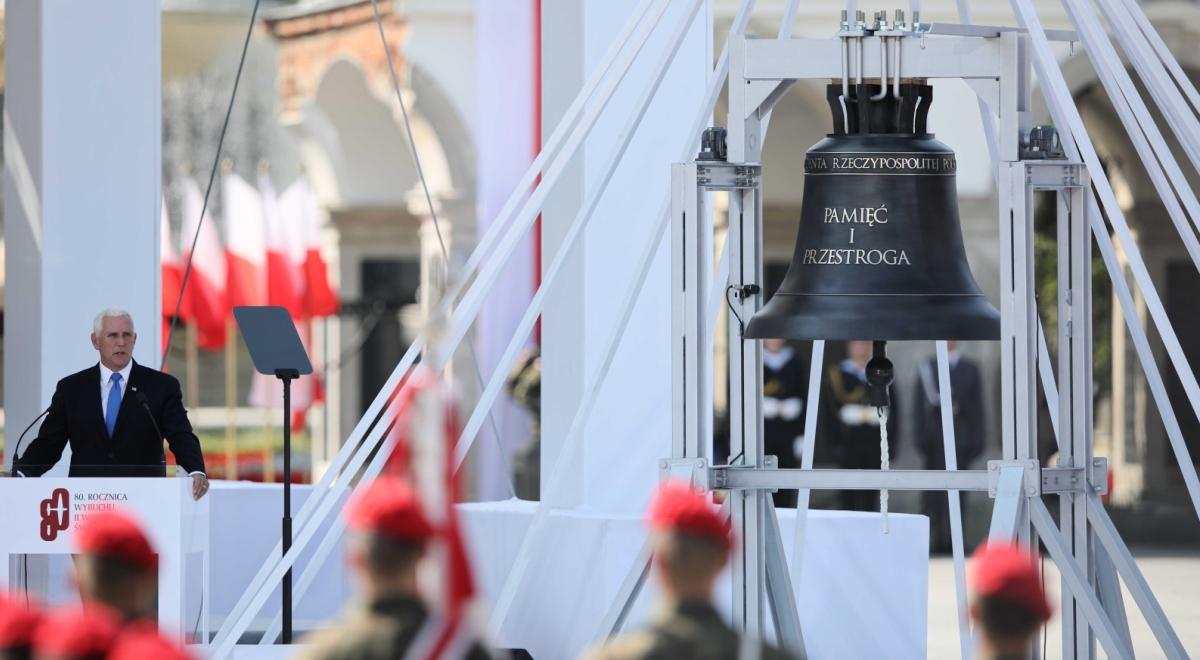 Віце-президент США: Союз Америки і Польщі гарантує безпеку іншим союзникам