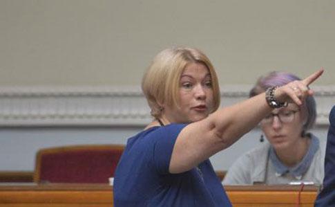 """Геращенко: """"Зелені чоловічки"""" захоплюють український парламент"""