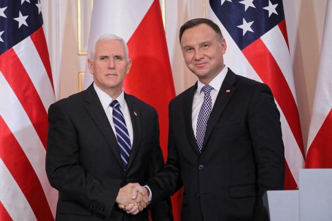 Польща і США підписали декларацію у справі безпеки мережі 5G
