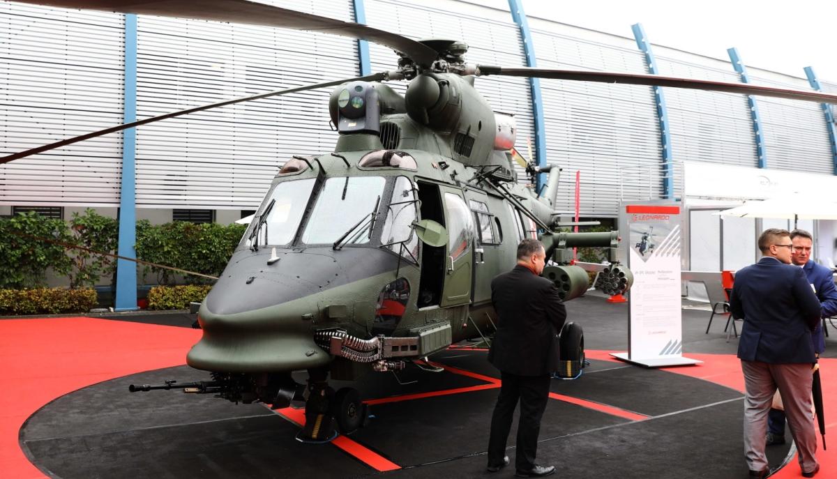 У Кєльцях стартує 27 Міжнародний салон оборонної промисловості