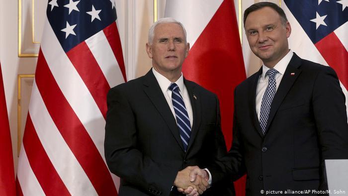 Віце-президент США: Польща близька до скасування американських віз