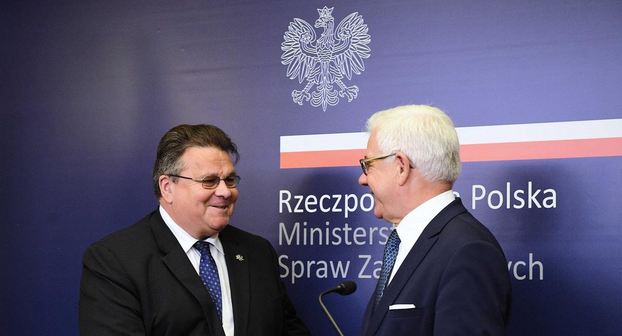 Вільнюс погодився на використання польських підручників у польських школах Литви