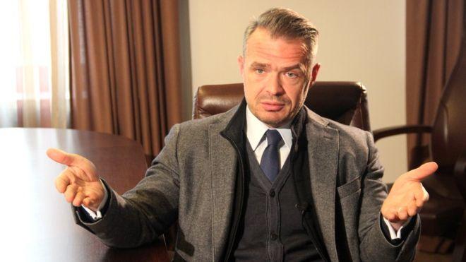 У голови Укравтодору виявили недостовірні дані в декларації