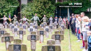 Рівнянин показав, як вшановують військових армії УНР у Польщі та закликав робити подібне в УкраїніО