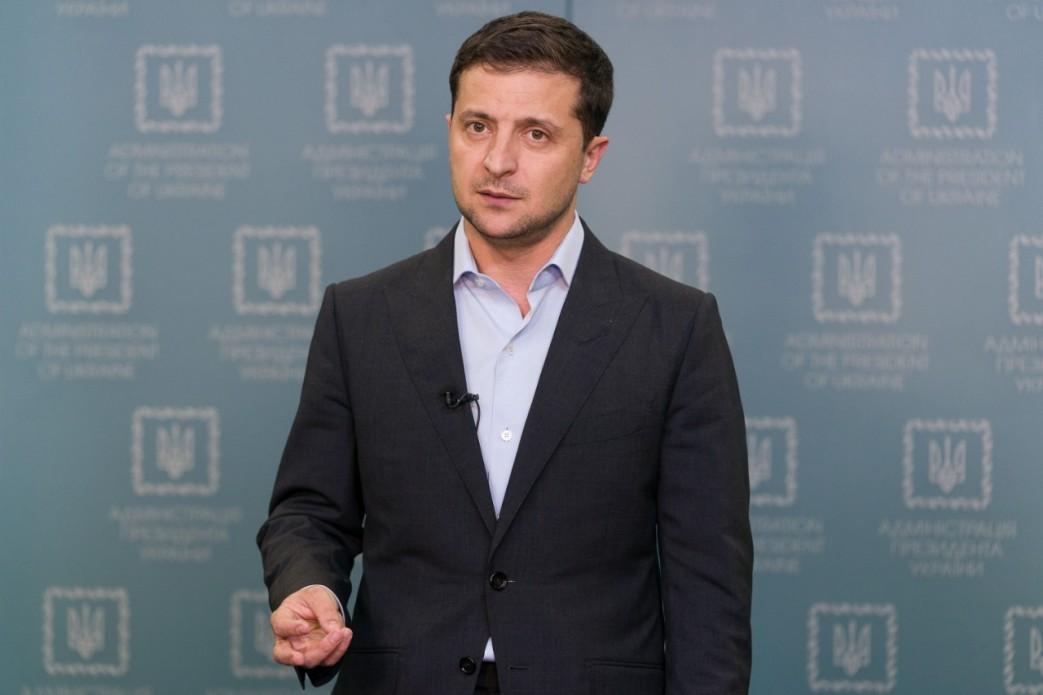 Address by President of Ukraine Volodymyr Zelenskyy