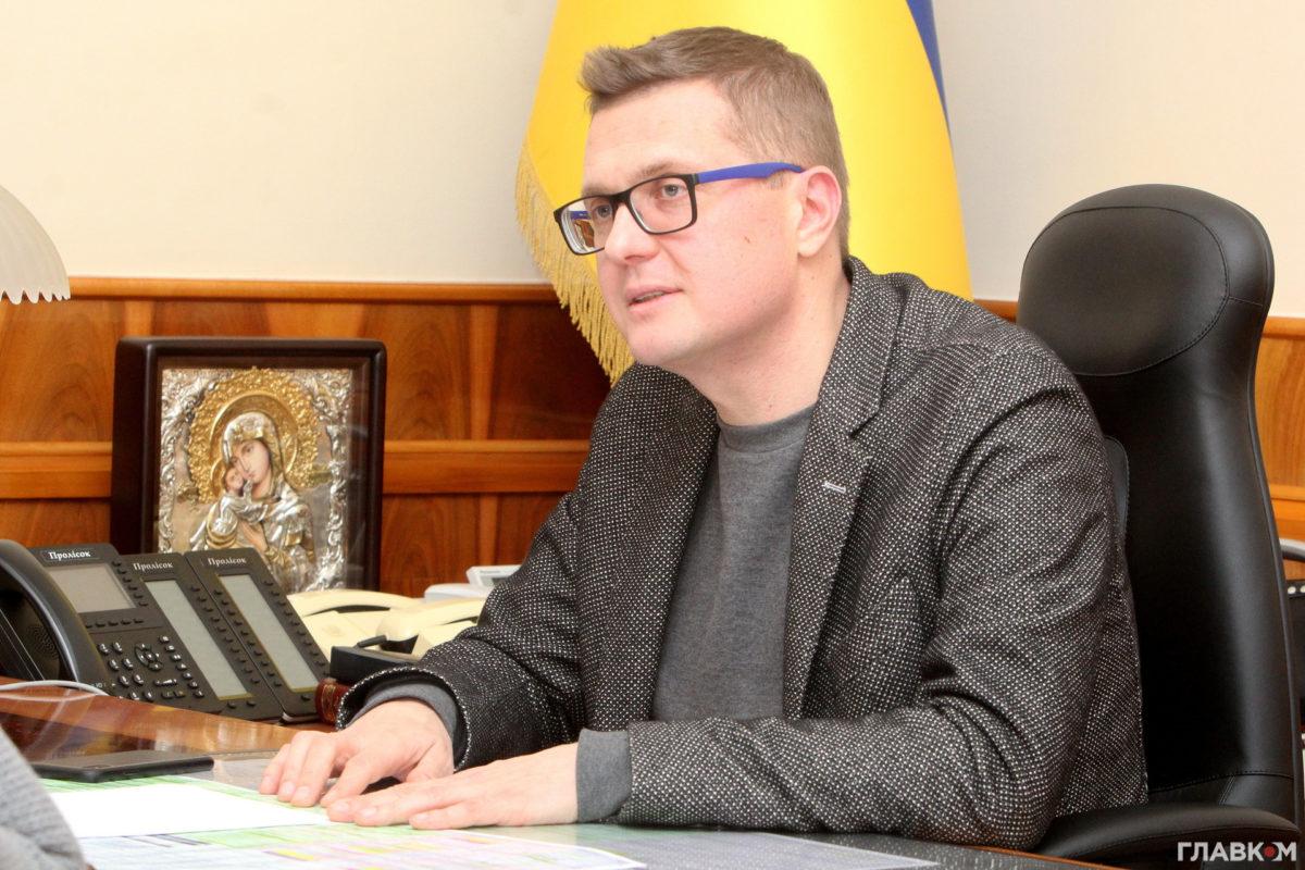 Іван Баканов: СБУ – не Ватикан, не держава в державі, тут не буде окремих законів і обраних