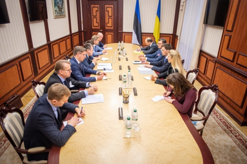 Prime Minister called to intensify opposition to the development of Nord Stream 2 project
