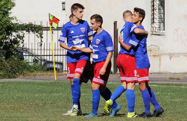 Juniorzy Pogoni Lwów po raz trzeci mistrzami Premier Ligi Obwodu Lwowskiego