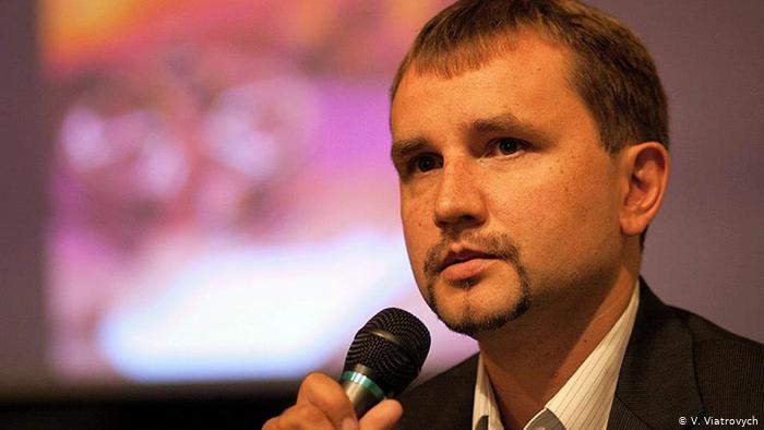 Володимир В'ятрович стане народним депутатом замість Ірини Луценко