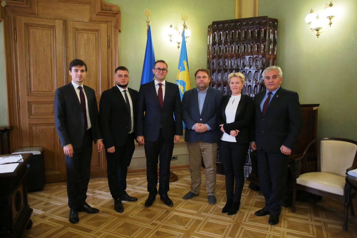 Для Львівського аеропорту планують збудувати новий вантажний термінал