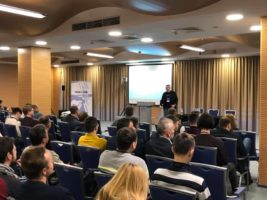 Сьогодні в Києві розпочалась конференція спільноти інформаційної безпеки UIGCON