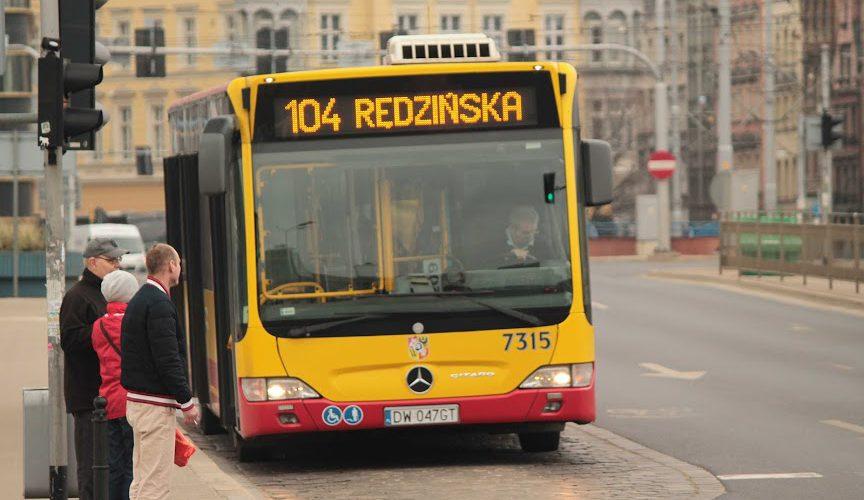 У Польщі п'яний українець без прав перевозив пасажирів міським автобусом
