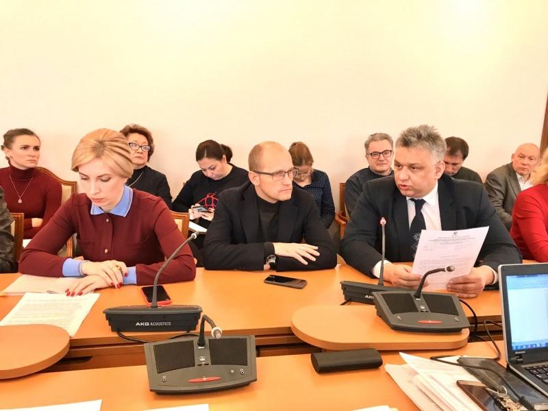 Інформація про засідання Комітету Верховної Ради України з питань освіти, науки та інновацій 27 листопада 2019 року