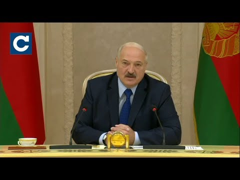 Олександр Лукашенко про Крим, Зеленського і Україну (відео)