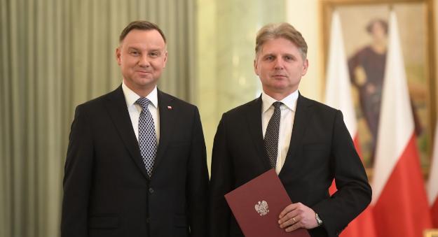 Цезари Кохальський став представником президента в Раді грошової політики