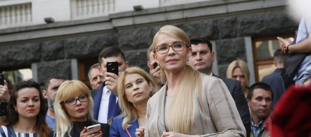 Брифінг Юлії Тимошенко щодо продажу землі