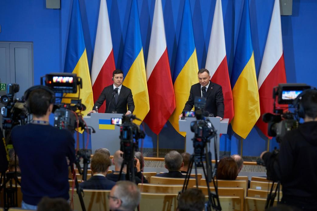 Президент Украины поддержал обращение к центру памяти Холокоста