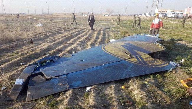 Політичні та дипломатичні наслідки трощі українського літака в Ірані