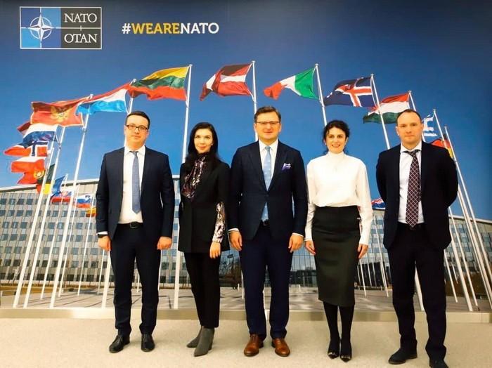 Під час засідання Комісії Україна-НАТО в Брюсселі обговорили реформу СБУ