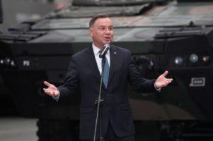 Відбудеться зустріч президентів Польщі та Ізраїлю, України і Німеччини