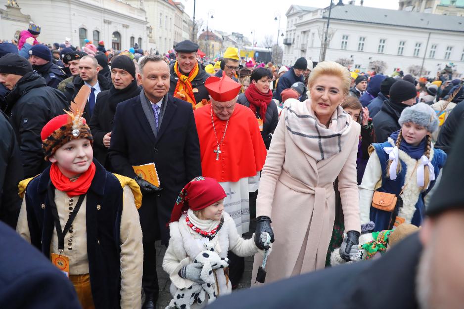 Анджей Дуда привітав християн східних церков з Різдвяними святами