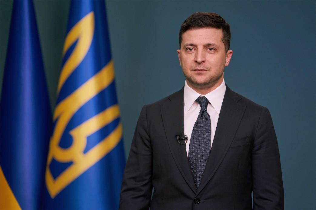 Обращение Президента по случаю Дня соборности Украины