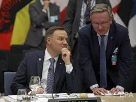 У Польщі створюють кризовий штаб в очікуванні чергових історичних атак Путіна